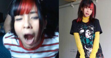 Chinita streamer Girl japeruana pussy porn video